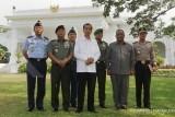 Jokowi kembali bentuk kabinet 34 kementerian