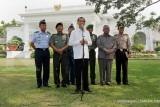 Jokowi: Saya baru siapkan tempat, dibilang batal