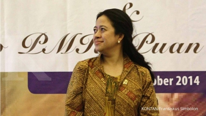 Puan Maharani hadiri Pasar Keuangan Rakyat