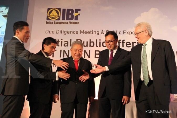 INTA IBFN Rencana right issue, IBFN bidik dana segar Rp 105 miliar