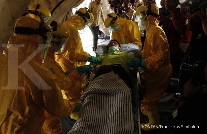 Catat, demam juga pertanda serangan Ebola