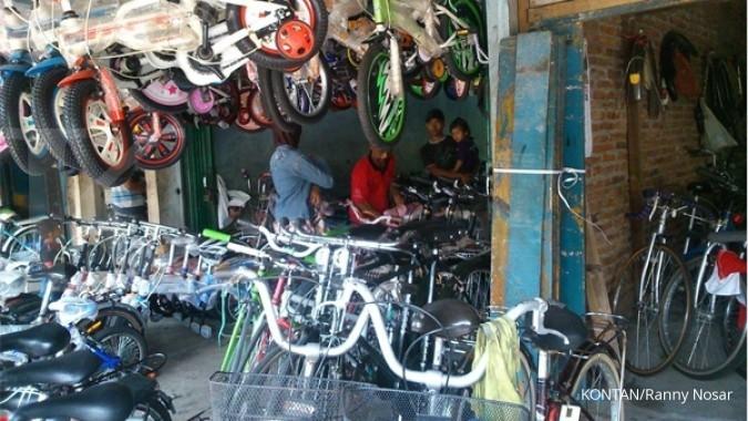 Memilih sepeda bekas di Semarang (1)