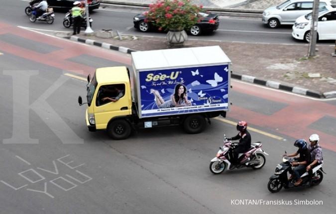 Pelarangan sepeda motor di Senayan akan diuji coba