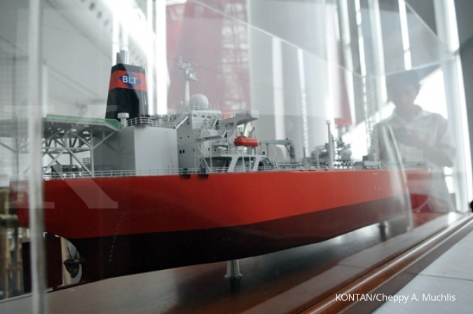 BLTA Simak strategi Berlian Laju Tanker (BLTA) setelah meraup laba