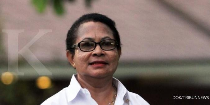 Menteri Yohana gelar seminar perempuan di kapal