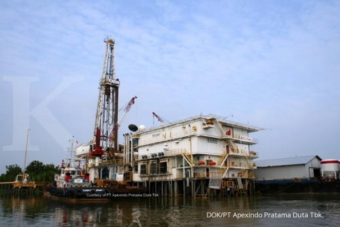 Apexindo Pratama Duta (APEX) siapkan belanja modal sekitar US$ 4 juta tahun depan