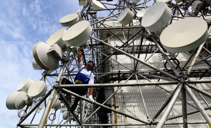 Saham telekomunikasi menuai berkah dari kenaikan data di bulan puasa