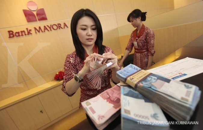 Bank Mayora bidik laba 2017 tumbuh 8%