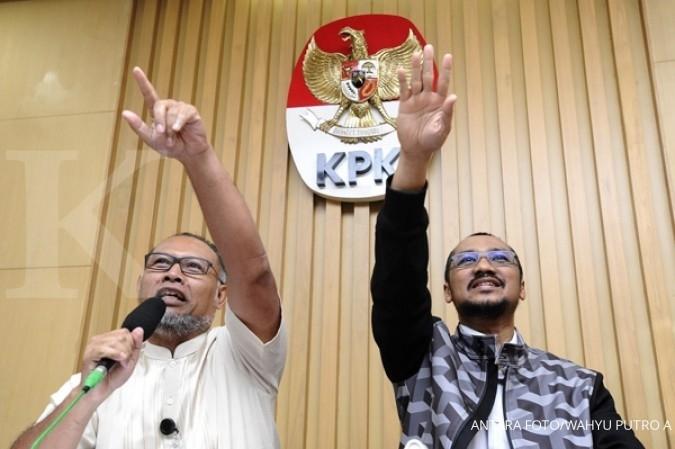 Presiden berhentikan Abraham Samad dan BW