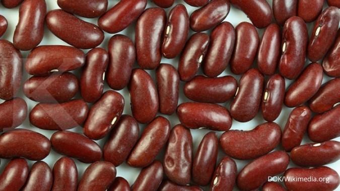 Opsi saham dan kacang polong