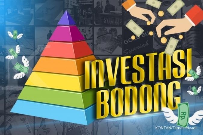 Ini 48 investasi bodong yang dihentikan Satgas OJK