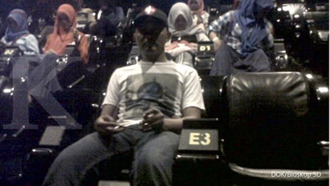 Peluang bisnis bioskop mini teknologi 5D