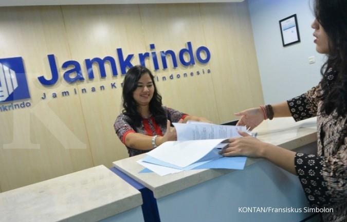 Hingga Oktober, Jamkrindo jamin kredit Rp 102,78 T