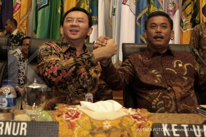 Ahok akan beri password e-budgeting ke Ketua DPRD