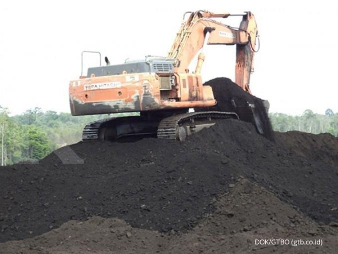 Target batubara Garda Buana 617.500 ton di Q4