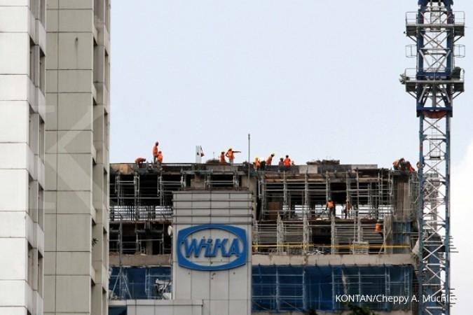Juni, kontrak baru WIKA diproyeksi Rp 12,6 triliun