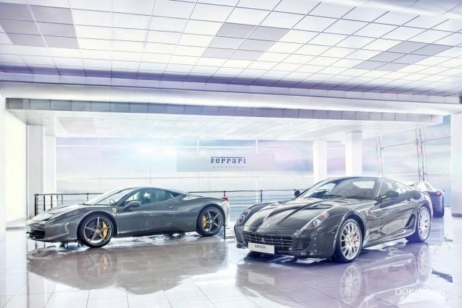 Produk baru Ferrari sudah diincar pembeli RI