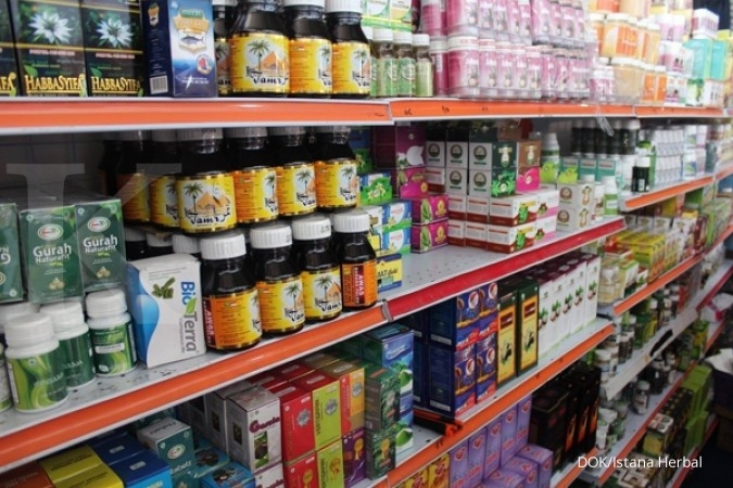 Sehat dan untung dari toko obat herbal