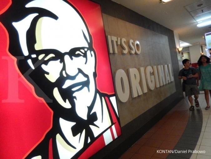 KFC tambah 24 gerai baru hingga September