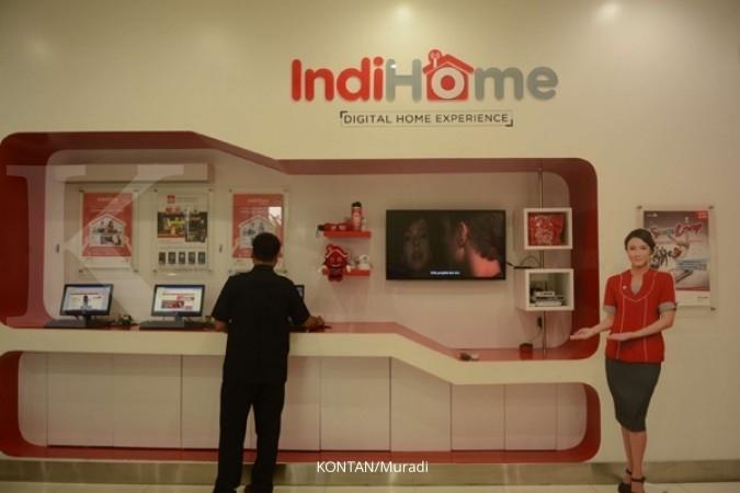 Telkom (TLKM) Perkuat Posisi Indihome sebagai Penguasa Pasar