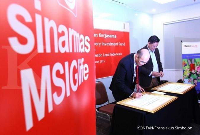 Premi MSIG Life turun, Sinar Mas tetap optimistis