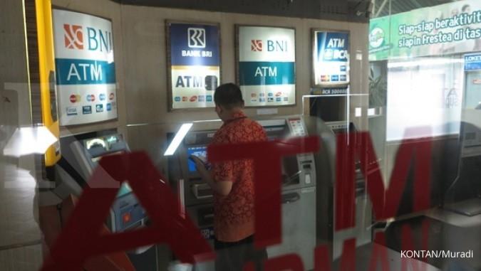 BBCA BBNI BMRI BBRI Bunga deposito tertinggi BCA 4,63%, BRI 5,75%, BNI 5,75% dan Bank Mandiri 5,63%