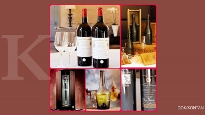 White Wine perbesar risiko kanker kulit mematikan