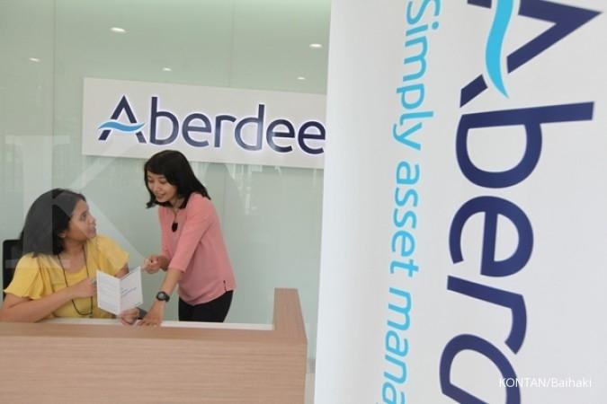 Aberdeen memetik cuan dari fluktuasi global