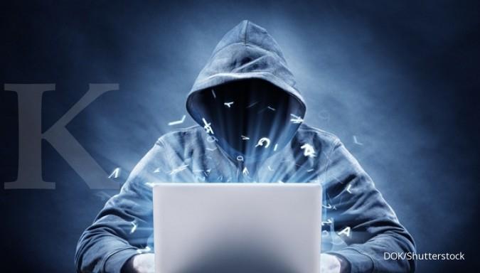 Hacker siap menyerbu pemilu Prancis