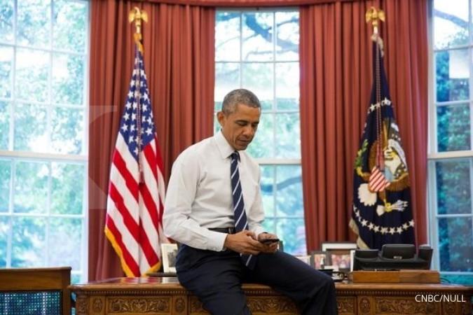 Asyik, kini bisa ngobrol sama Obama via FB Messenger