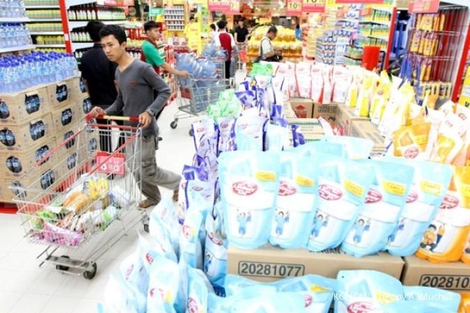TGKA Pebisnis consumer goods belum lihat peningkatan daya beli yang siginifikan