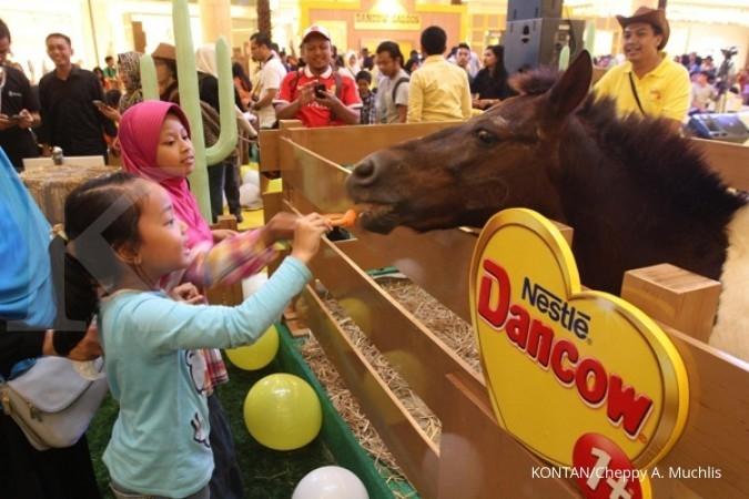 Penjualan Nestle didominasi produk susu