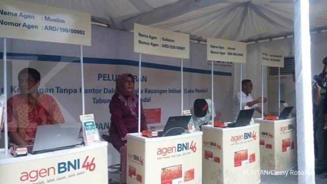 BNI sedia layanan zakat di 55.000 agen46