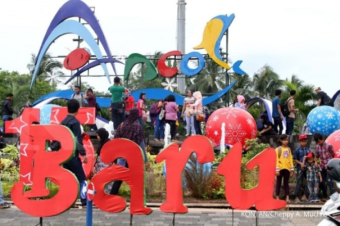 Dyandra Media International (DYAN) kerja sama dengan Ancol membuat Fauna Land
