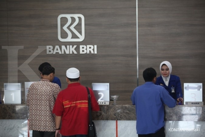 BRI ingin margin bunga di level 8%