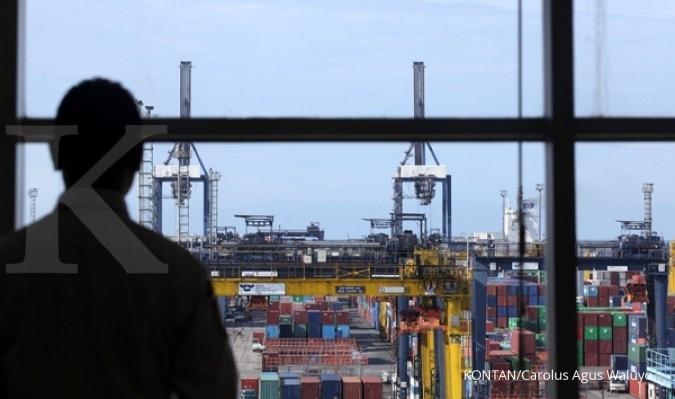Perdagangan Uni Eropa-AS menurun
