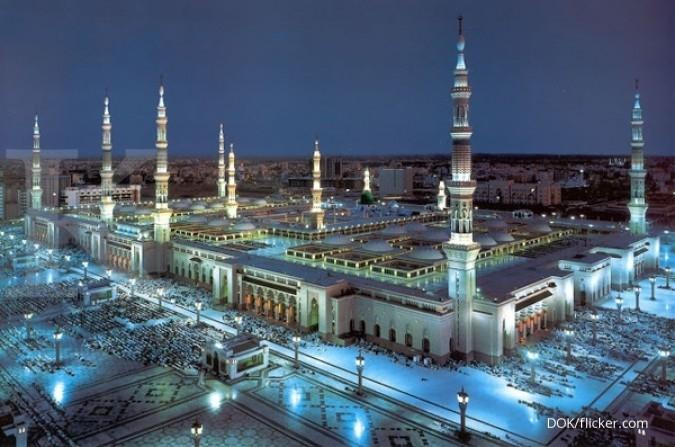 Polisi Arab Saudi gagalkan bom bunuh diri di Mekah