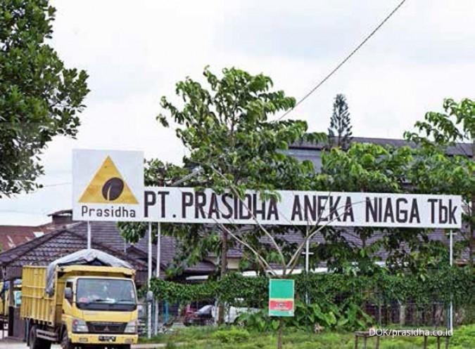 PSDN Laju bisnis Prasidha Aneka Niaga (PSDN) terhambat pelemahan harga komoditas karet