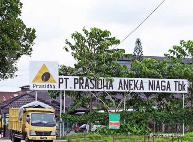 Penjualan Prasidha Aneka melesat tembus Rp 1 T