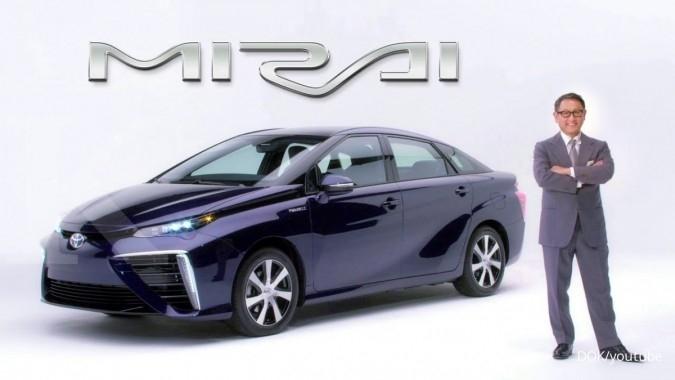 Toyota tarik kembali 2.800 mobil Mirai