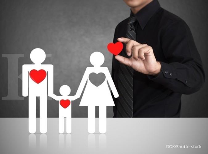 Hasil investasi investasi asuransi jiwa menurun