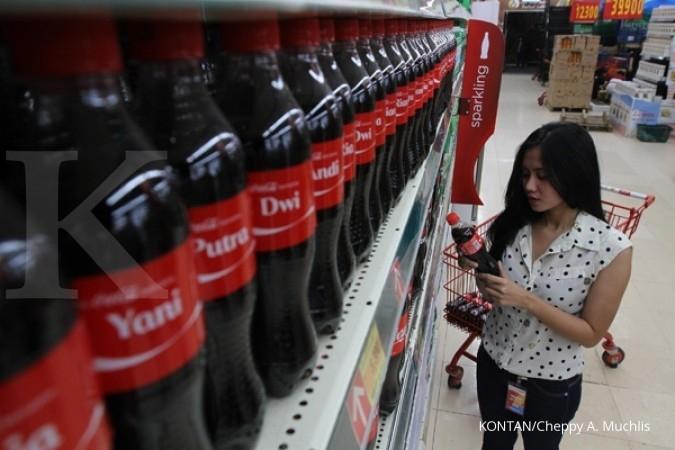 Fasilitas produksi Coca-Cola Amatil resmi operasi