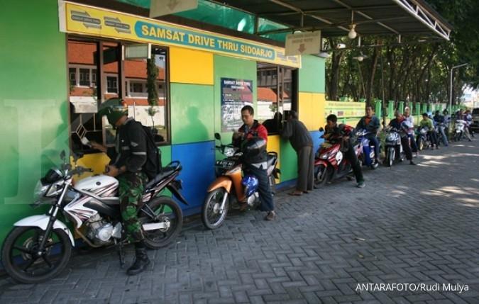 Tunggakan pajak kendaraan di Jakarta Rp 1,88 T