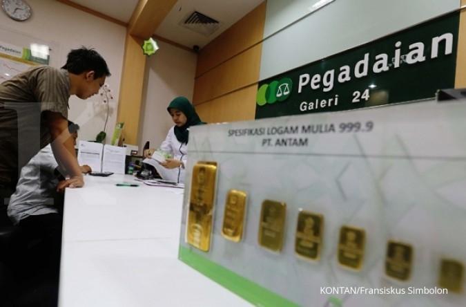 Pegadaian spin off bisnis jual emas tahun depan