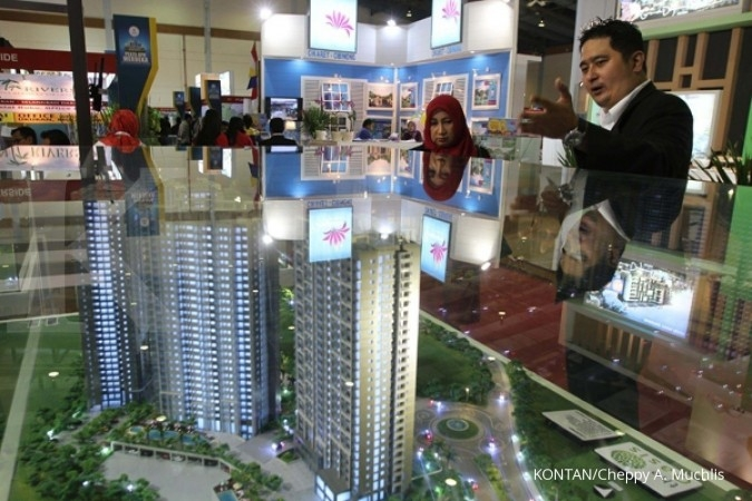 Cucu Eka Tjipta Widjaja optimistis jualan properti