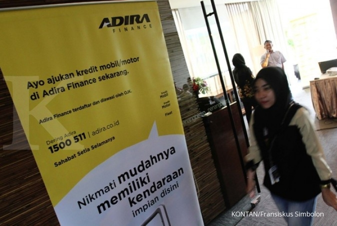ADMF Adira Finance yakin pacu pembiayaan syariah 2018