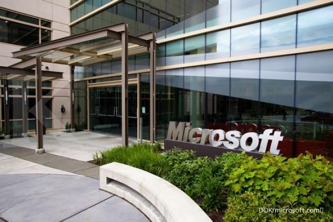 Niat Microsoft kuasai LinkedIn makin mulus