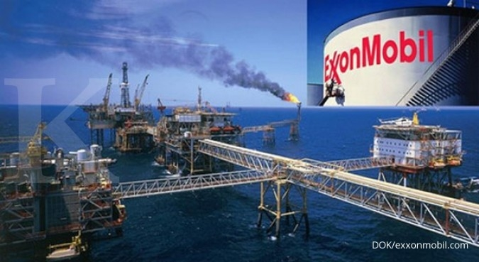 Rumor ExxonMobil caplok BP muncul lagi