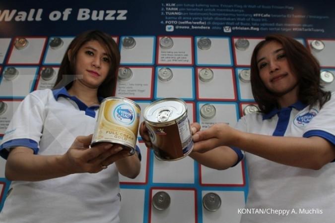 BPOM: Susu kental manis aman dikonsumsi