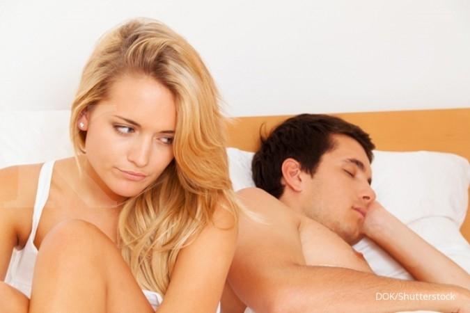 Tidur, seks harus memuaskan agar bahagia